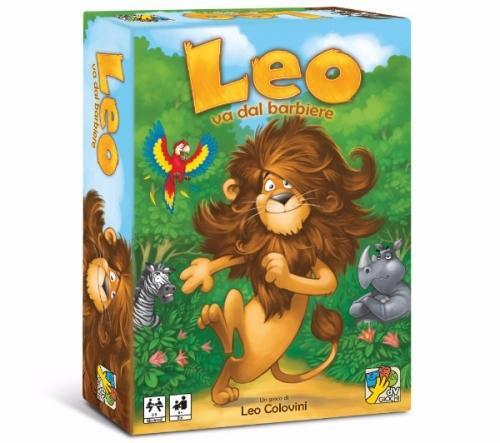 Leo va dal barbiere 2