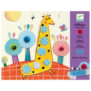 Djeco-collage-giraffa-dj08666