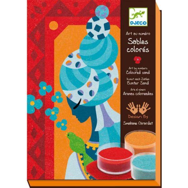 Djeco-sabbia-principesse blu-dj08637